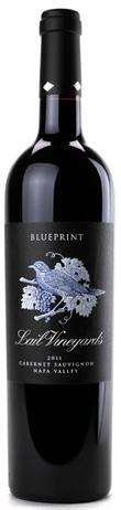 Lail Vineyards Cabernet Sauvignon Blueprint
